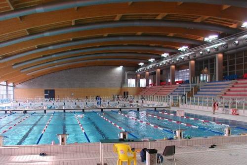 Hotel riccione vicino allo stadio del nuoto struttura - Dimensioni piscina olimpionica ...