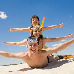 Viaggi in famiglia? <br>Sei il benvenuto!
